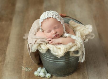 Rynlee | Newborn Photography | Hayley Gibbs Photography