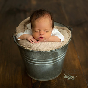 Sam | Hayley Gibbs Photography | Newborn Photographer