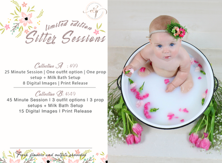 Sitter Sessions | North Alabama Children Photographer
