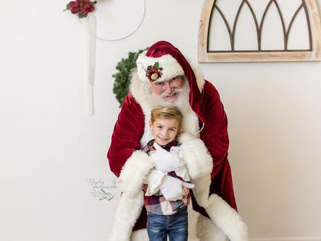 Best of: Santa Mini's 2018| Hayley Gibbs Photography