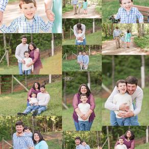 Dodd Family Session | Alabama Family Photographer