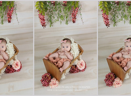 Evelyn | Milestone Session | North Alabama Photographer | Curls and Pearls Photography