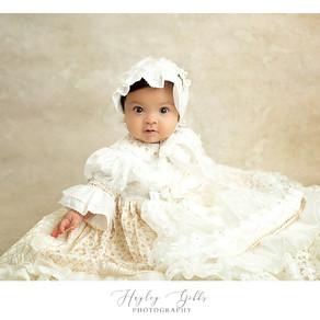 Fiorella | 6 month Session | Hayley Gibbs Photography | Snead, Alabama