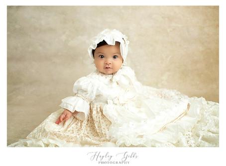 Fiorella   6 month Session   Hayley Gibbs Photography   Snead, Alabama