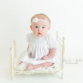 AJ | 6 month session | Hayley Gibbs Photography | Snead Alabama Photographer