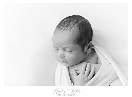 Parker Jones 1/2020 | Hayley Gibbs Photography | Snead, Alabama