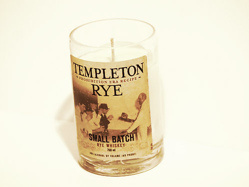 Templeton Rye Candle