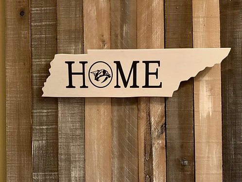 "TN Preds Home  27""x7"""