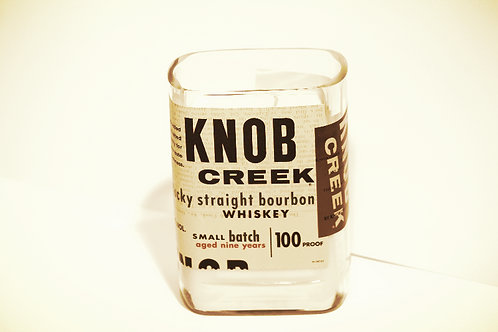 Knob Creek Candle
