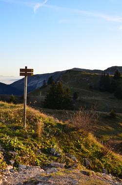Balade Haut Jura, Mont Rond