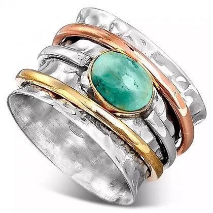 Three ethnic ring