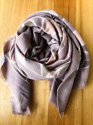 Seven scarf - grey