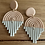 Thumbnail: Pink rain earrings