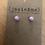 Thumbnail: Matt candy earrings
