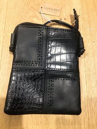 Pop black hip bag