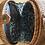Thumbnail: Round cain hip bag