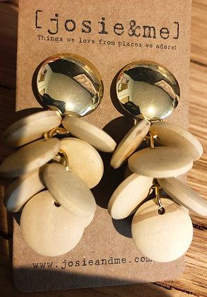 Light ped earrings