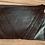 Thumbnail: Black arrow leather clutch