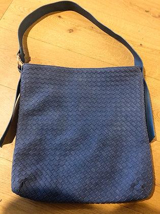 Large weaved bag