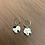 Thumbnail: Petute gold earring