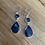 Thumbnail: Green earrings