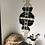 Thumbnail: Raffia cushions - medium square