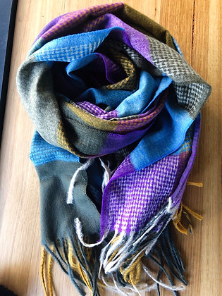 Gorge winter scarf - soft