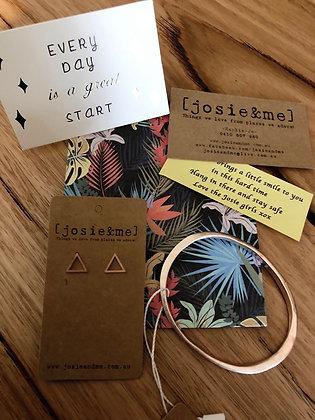 Gift pack - Rose gold