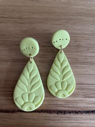 Pedo mac earrings