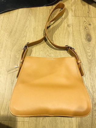 Gorge bag with coin purse