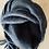 Thumbnail: Winter scarf - black