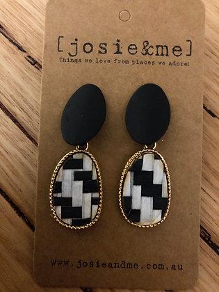 Corge earrings