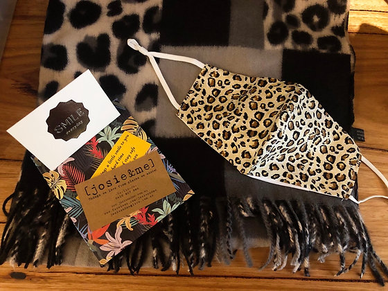 Gift pack - leopard