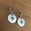 Thumbnail: Etched circ earring