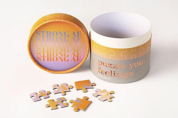 Mini puzzle - AF