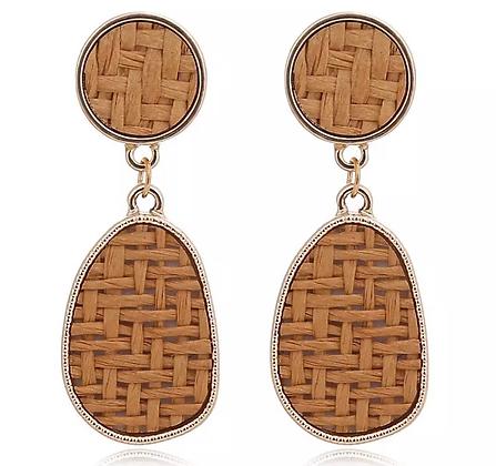 Hatch earrings
