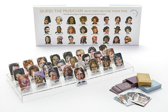Guess who - musicians