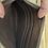 Thumbnail: Black hair leather coin purse