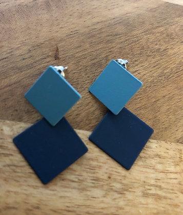 Got the blues earrings