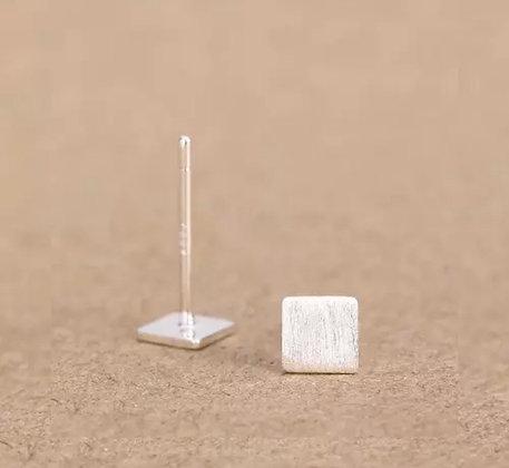 Square mini studs