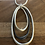 Thumbnail: Grey/silver necklace.