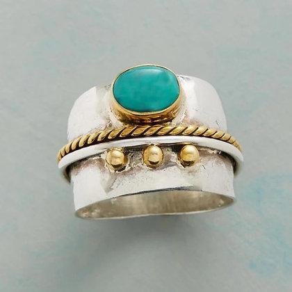 Biggie ethnic ring