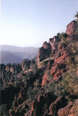 Pinnacles National Monument California