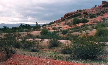 Papago Park, Phoenix, Arizona