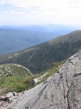 trail hiking climb Mount Washington, White Mountain National Forest, New Hampshire