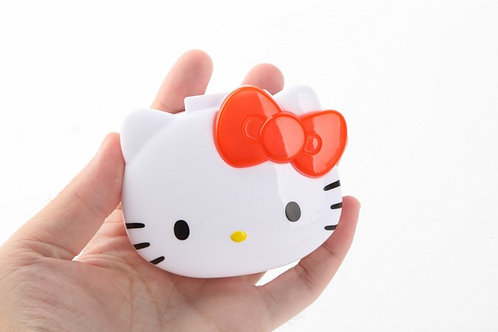 Pilulier forme hello kitty
