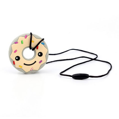 Collier donut souriant