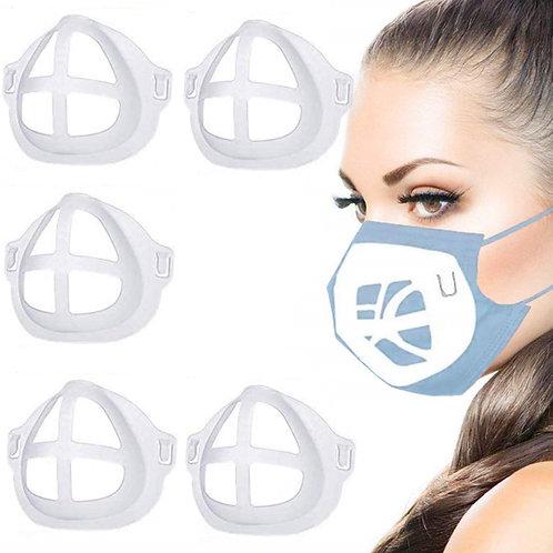 Support de Masque en plastique souple