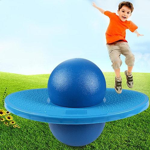 Ballon sauteur de pieds