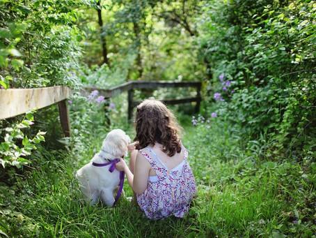 Avoir un chien avec un enfant TDAH ?